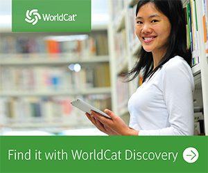 find it with worldcat discovery